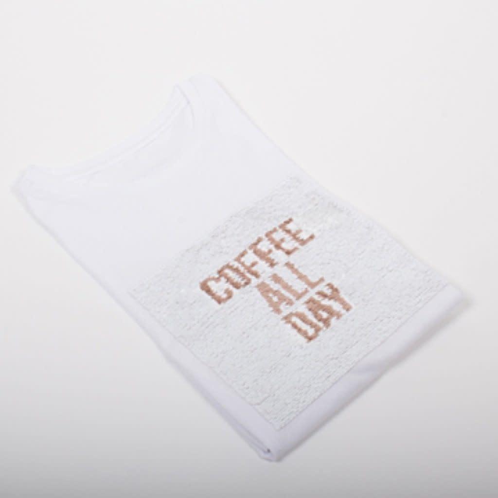 Oak Lane Sequin T-Shirt