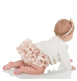 JuDanzy Baby Ruffled Diaper Cover
