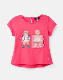 Joules Short Sleeve Top