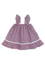 Kapital K Baby Girl Sundress w/Diaper Cover