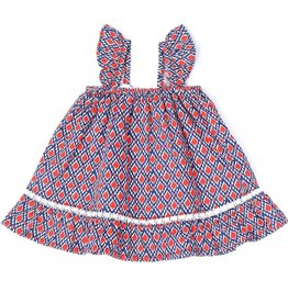 Kapital K Baby Girl Sundress w/Diaper Cover