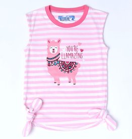 Baby Girl Sleeveless Top