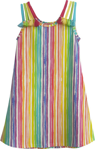 Haven Girl Rainbow Dress