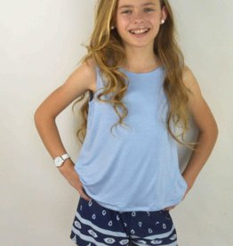 Area Code 407 Tween / Teen Knit Shorts