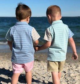 Me & Henry Boy Twill Summer Shorts