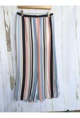 Sadie & Sage Striped Wide Legged Pant