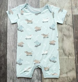 Bestaroo Boy's Short Coverall