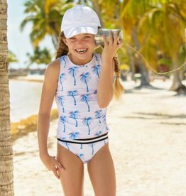 Snapper Rock Girl's Tankini Swimwear
