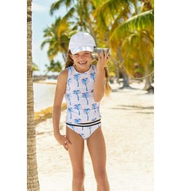 Snapper Rock Girl's Tankini Swimwear