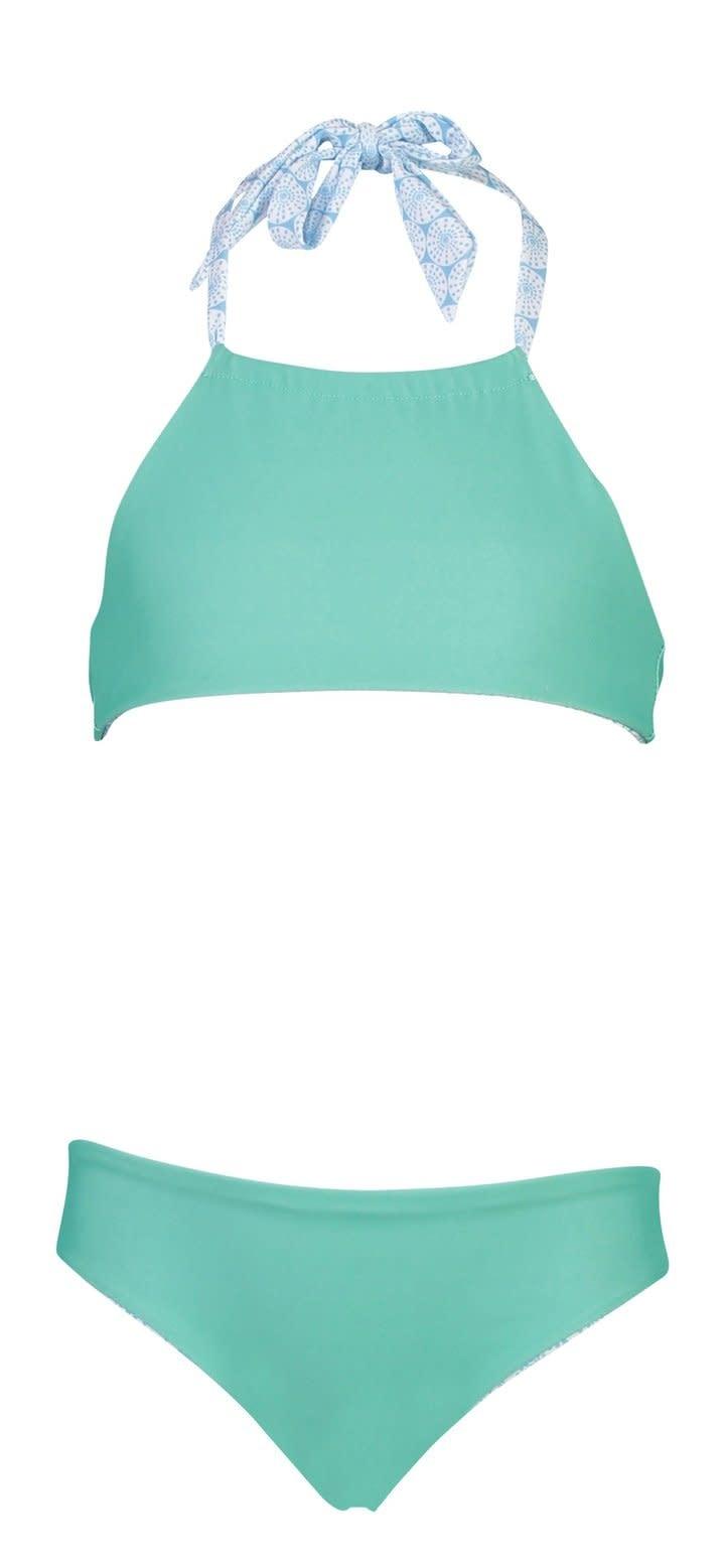 Snapper Rock Sustainably Made Girl's Swimwear