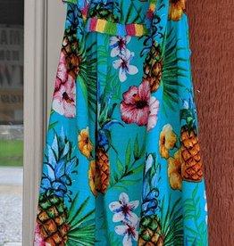 Bela & Nuni Pineapple Summer Dress