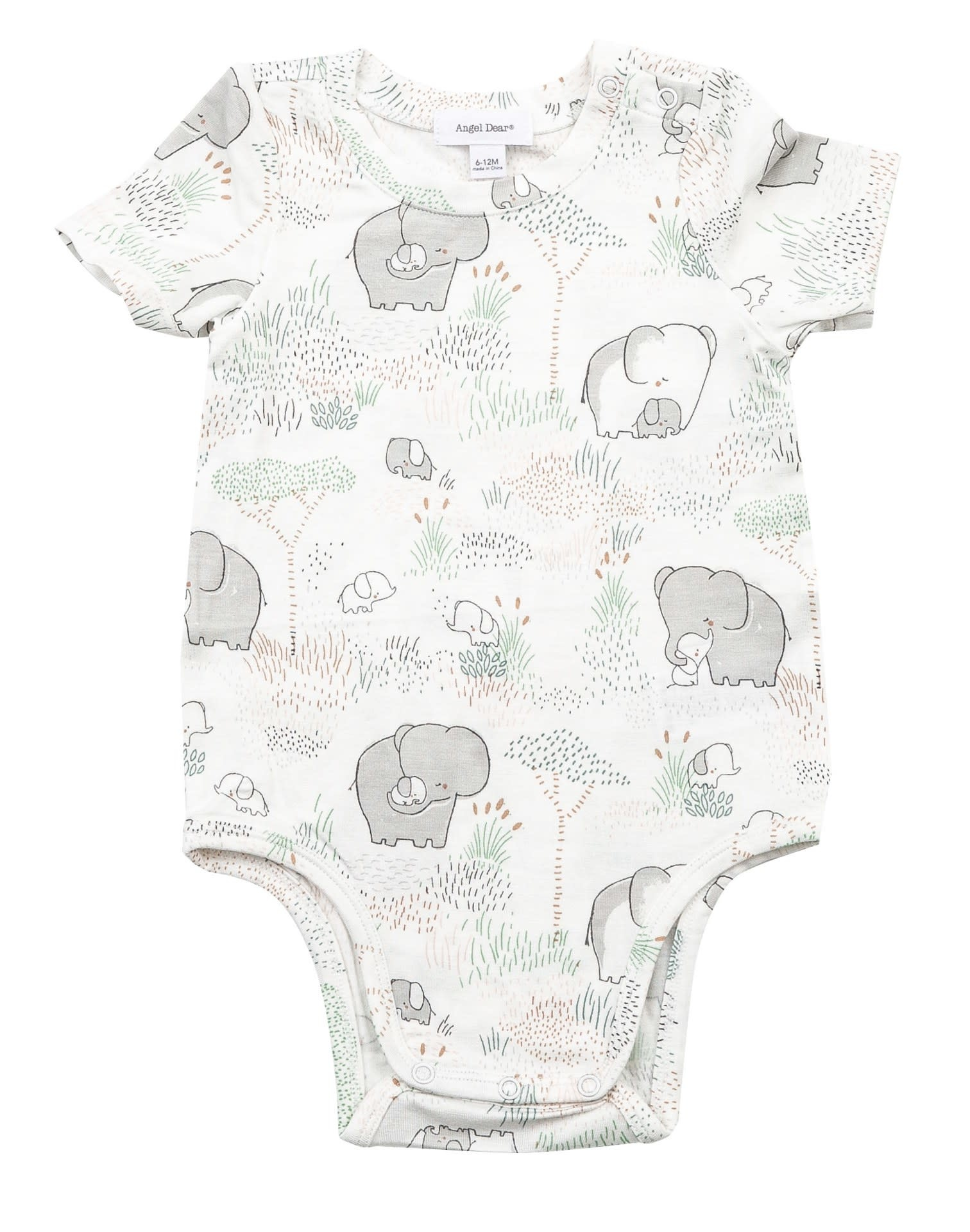 Angel Dear Baby Boy Onesie