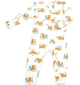 Angel Dear Angel Dear Baby / Toddler Zipper PJ's