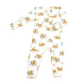 Angel Dear Angel Dear Baby / Toddler Zipper PJ's