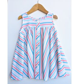 Be Girl Little Girl Summer Trapeze Tunic Top