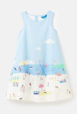 Joules Joules Summer Border Dress