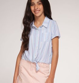 Dex Tween/Teen Short Sleeve Summer Tops