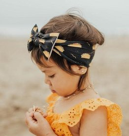 Baby Bling Summer Printed Knot
