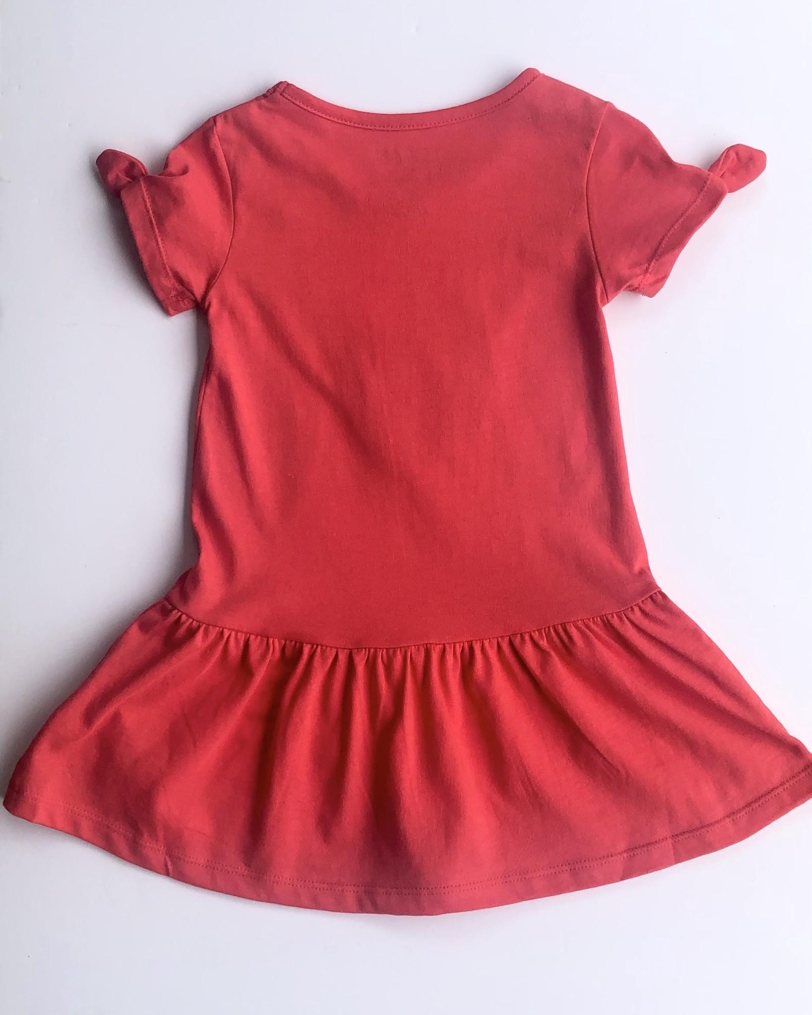 Losan Losan Dress w/ Apple