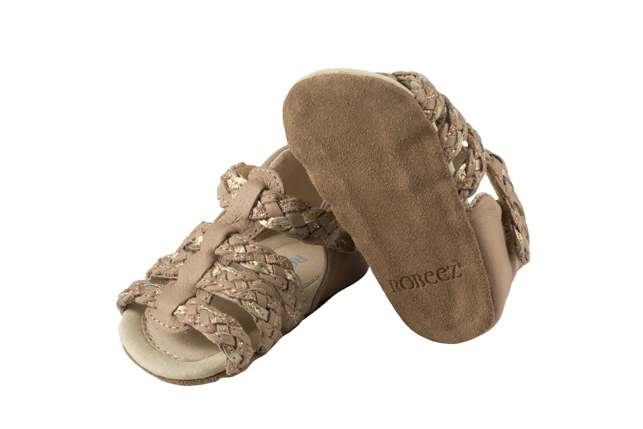 Robeez Girl's Soft Soled Shoes