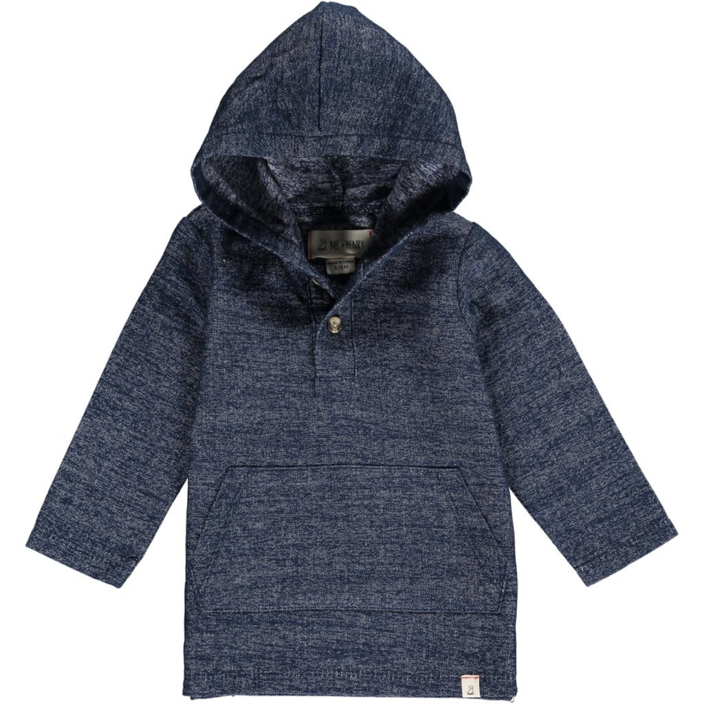 Me & Henry Boy's L/S Hooded Top