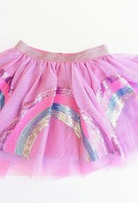 Winnie Baby Sequinned Tulle Tutu Skirt