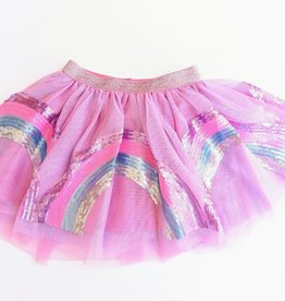 Winnie Baby Sequinned Tulle Tutu Skirt