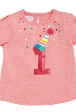 Mud Pie Girl's Birthday Tunic