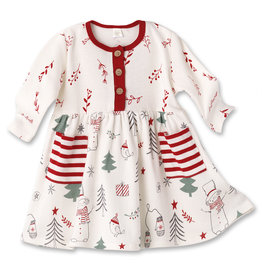 Tesa Baby Toddler Girl Christmas Dress