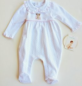 Magnolia Baby Baby/Toddler L/S Playsuit