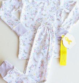 Magnolia Baby Girls Pima Cotton Pj's