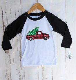 Jane Marie Boy's Christmas T-shirt