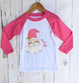 Jane Marie Girls Vintage Christmas T-shirt