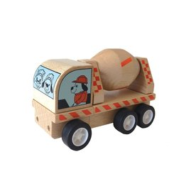 Manhattan Toy Vroom Builders Wooden
