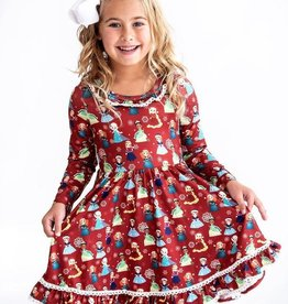 Charlie's Project Holiday Hugs Dress