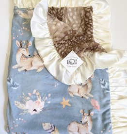 Cuddle couture Standard plush blanket