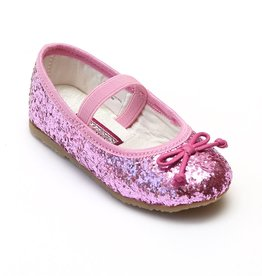 L'amour Girl's Ballet Flats