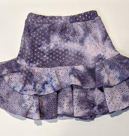 Area Code 407 Tween  2-Tier Skirt