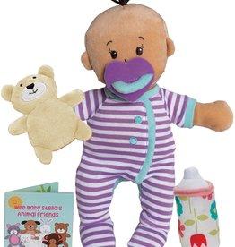 Manhattan Toy Wee Baby Stella Doll Set