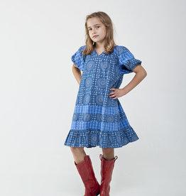 Wander & Wonder Girl's Bandanna Dress