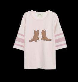 """Wander & Wonder Girl """"Boot"""" T-shirt"""