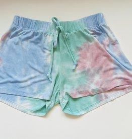 Erge Tween Tie Dye Shorts