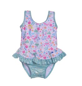 Flap Happy Baby / Toddler One Piece Swimsuit