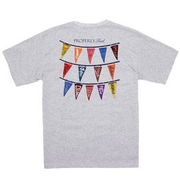 Properly Tied Properly Tied S/S  T-Shirt