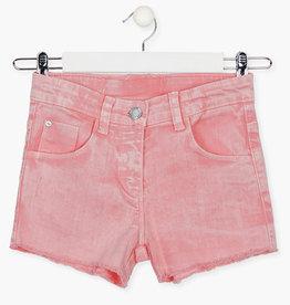 Losan Tween Stretch Cotton Shorts w/Rips
