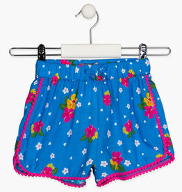 Losan Girl's Floral Shorts