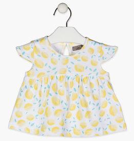 Losan Baby / Toddler Cap Sleeve Top