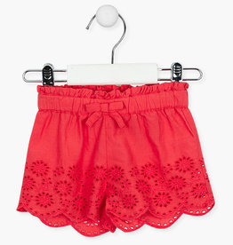 Losan Baby / Toddler Girl Embroidered Shorts