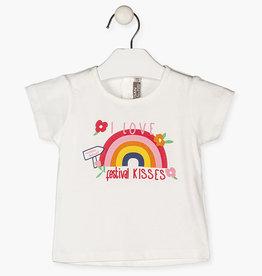 Losan Baby / Toddler Rainbow T-Shirt