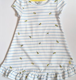 Joules Peplum Bee Dress